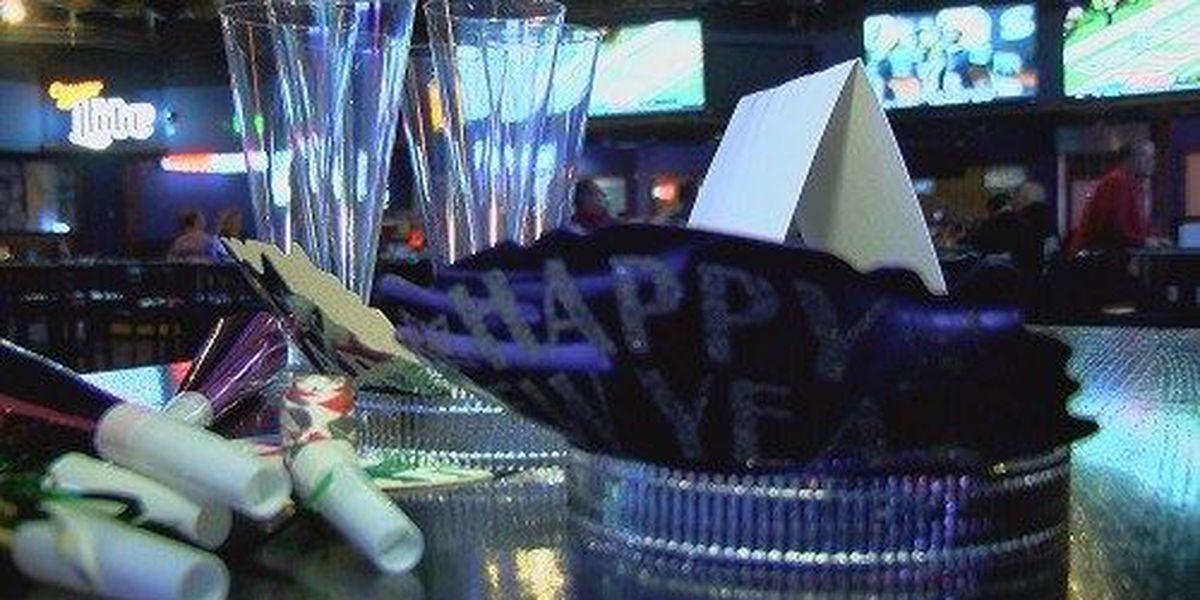 Local bars spend days preparing for NYE rush
