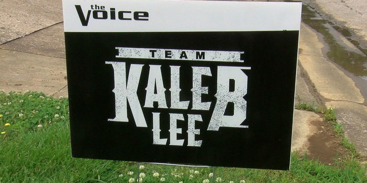 "Kaleb Lee reflects on ""The Voice"" journey"