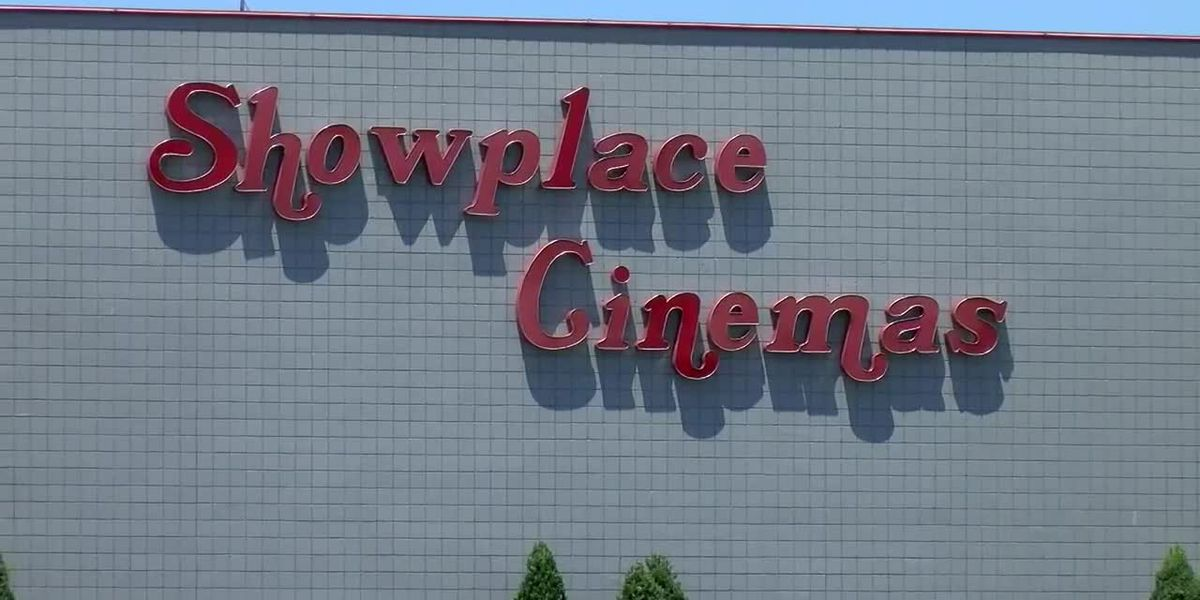 Showplace Cinemas asking public to fill out form to 'Save Our Cinemas'