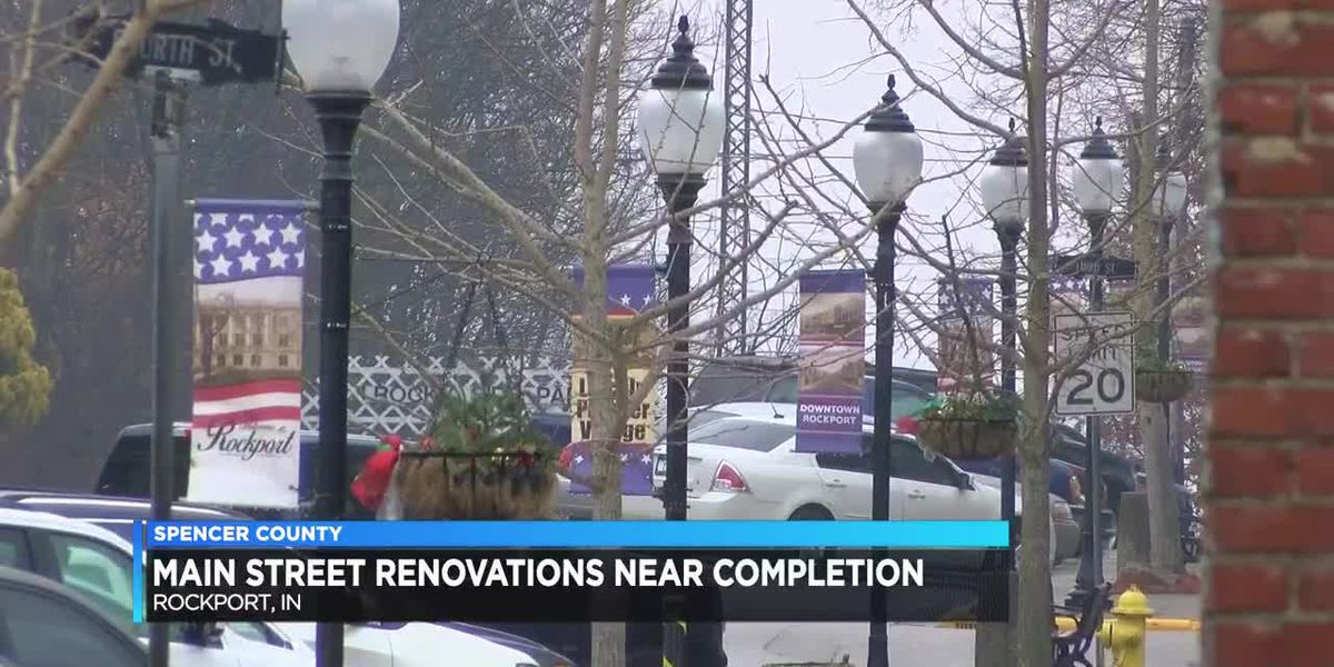 Renovations on Main St. buildings in Rockport could bring new life to downtown