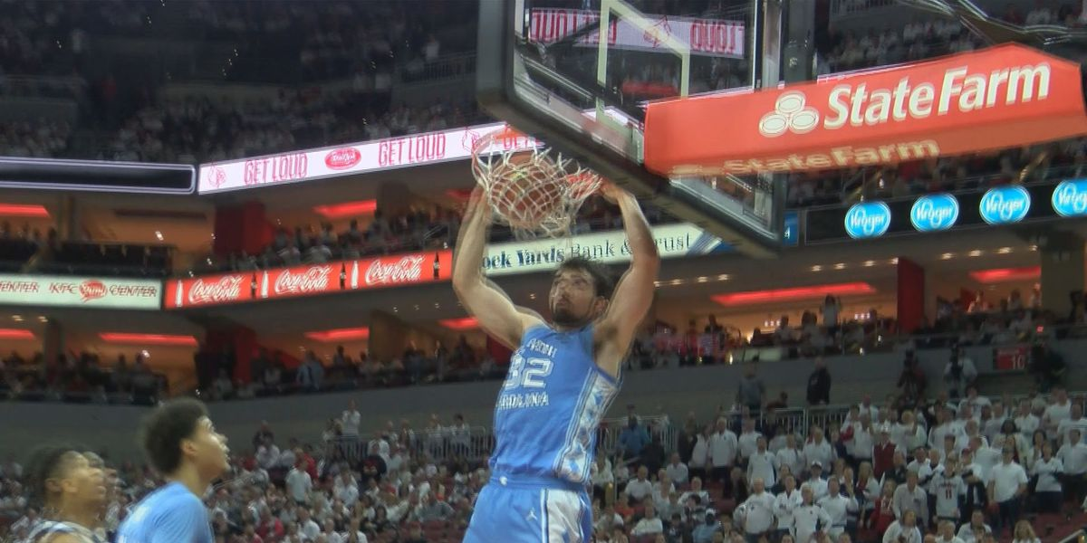 #3 North Carolina shuts down Nwora, beats Cards in ACC Tournament