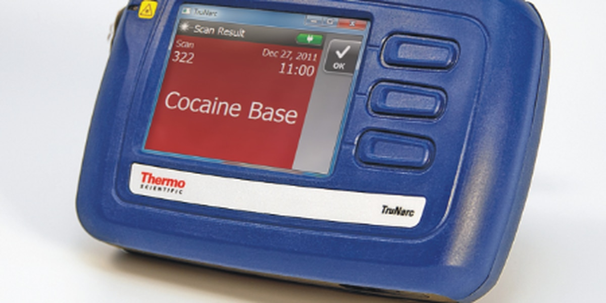 New tool for Indiana State Police to scan drugs for chemical makeup at rapid speed