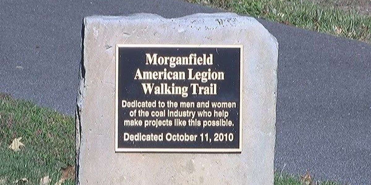 Upgrades coming to Morganfield walking trail