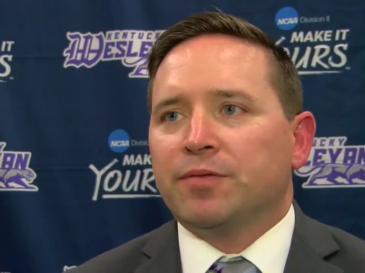 Mallory stepping down as Ky. Wesleyan's VP of Intercollegiate Athletics