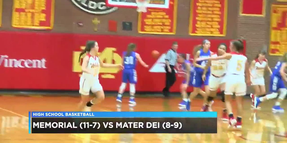 Mater Dei takes down SIAC foe Memorial