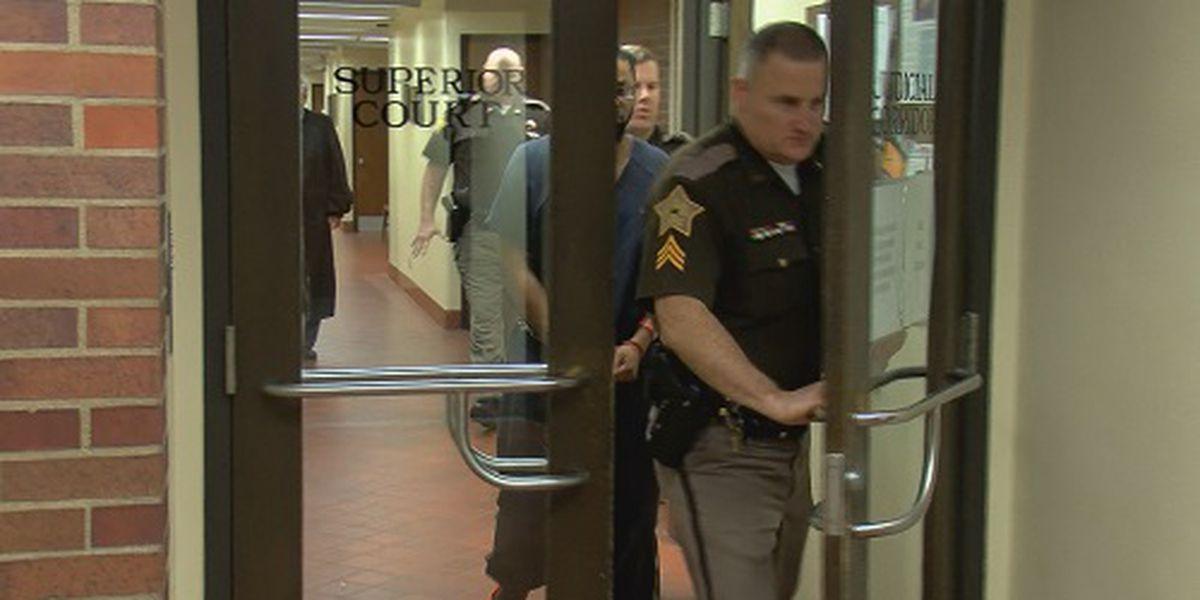McFarland Sentencing put on hold