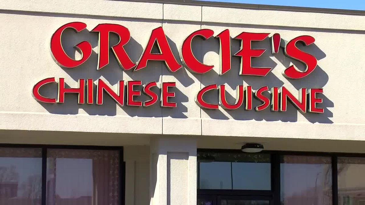 Gracie's Chinese Cuisine temporarily closed; search warrant served by Homeland Security