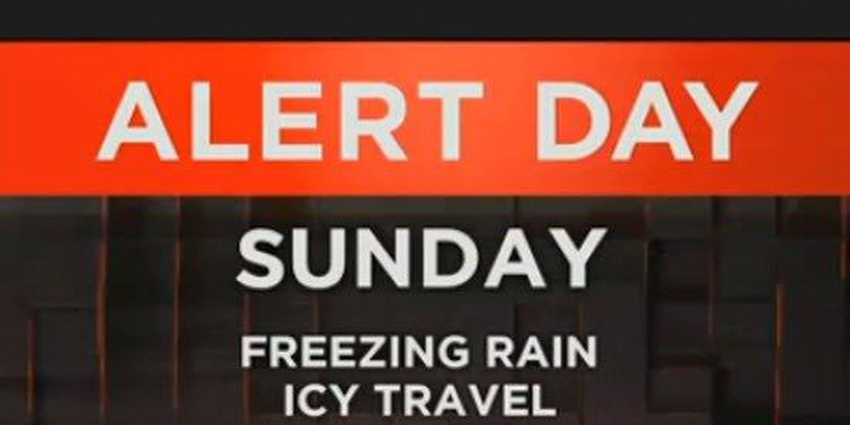 Hazardous driving conditions possible as rain moves through Tri-State