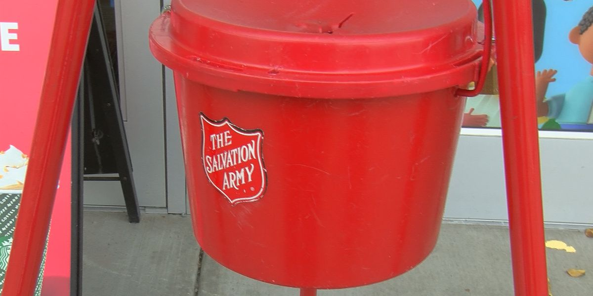 Henderson's Salvation Army looking for bell ringers