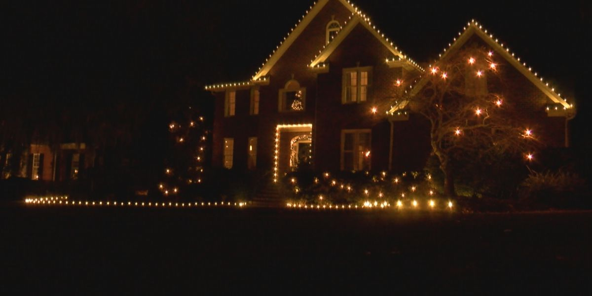 Health officials encourage community to keep up holiday lights for healthcare heroes