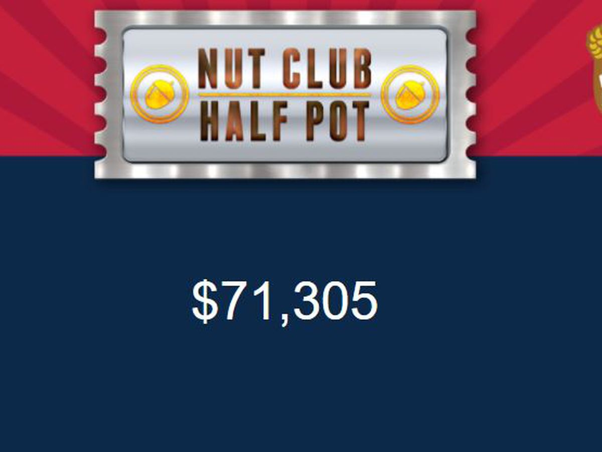 West Side Nut Club half pot passes $70K on second night of sales