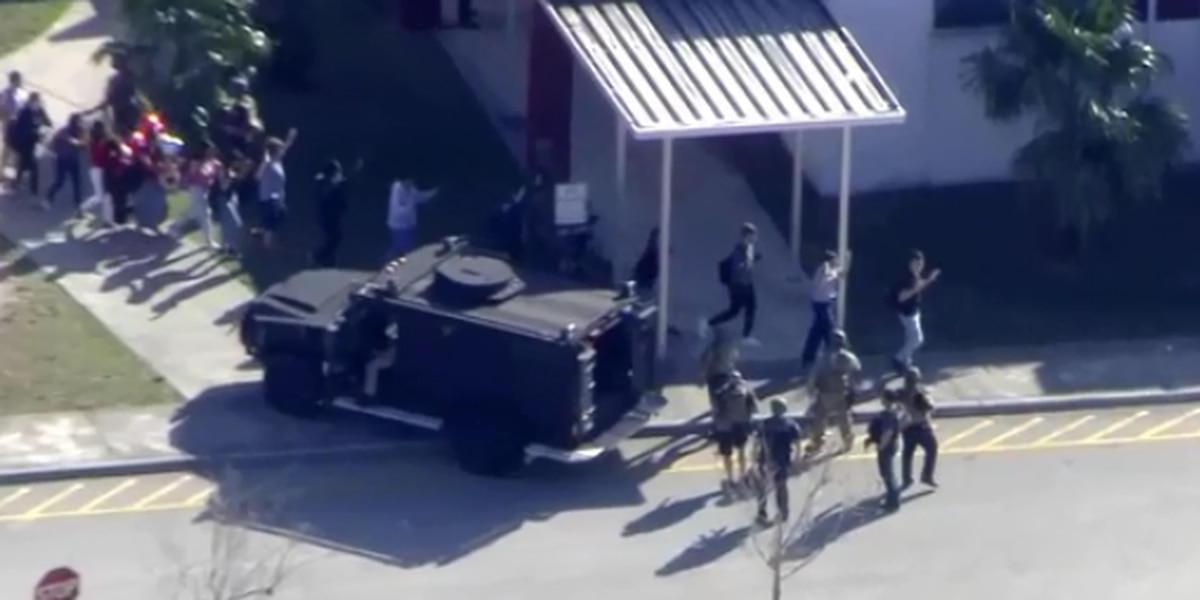 LIVE: Officials hold press conference about FL school shooting