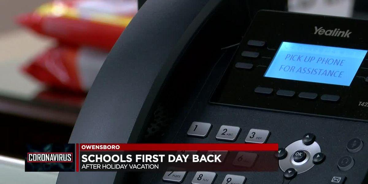 Owensboro Public Schools reading program enhances younger student's skills