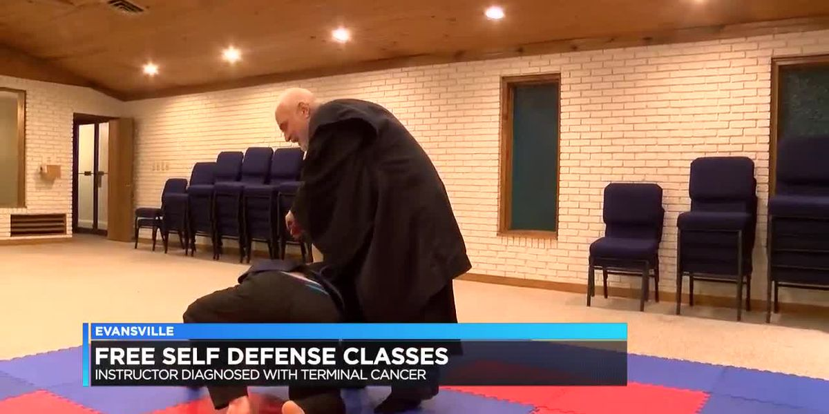 Martial Arts instructor with terminal cancer offering free classes
