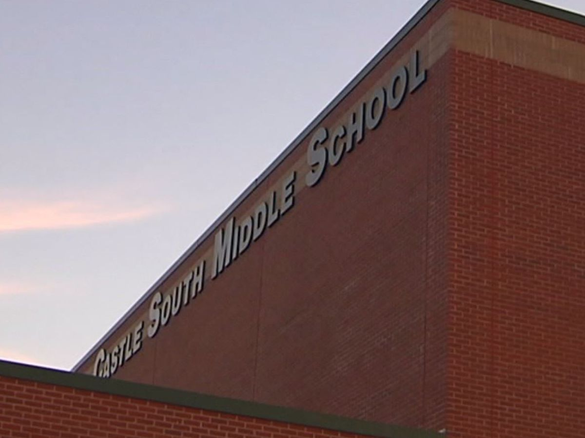 Students at Castle High School & Castle South Middle School test positive for COVID-19