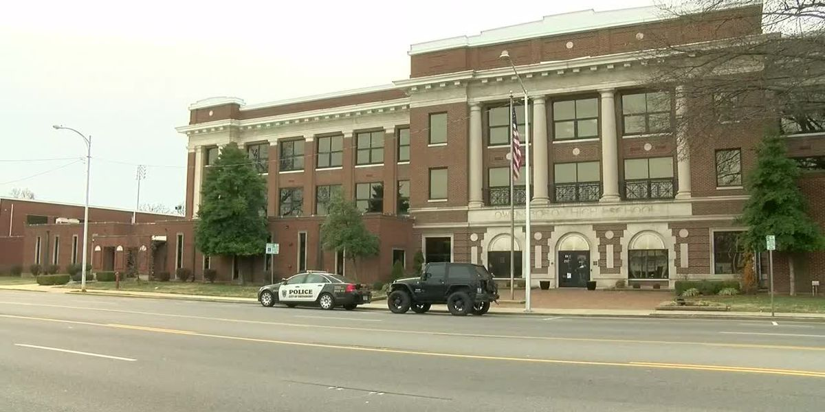 Armed robbery suspect arrested following incident at Owensboro High School