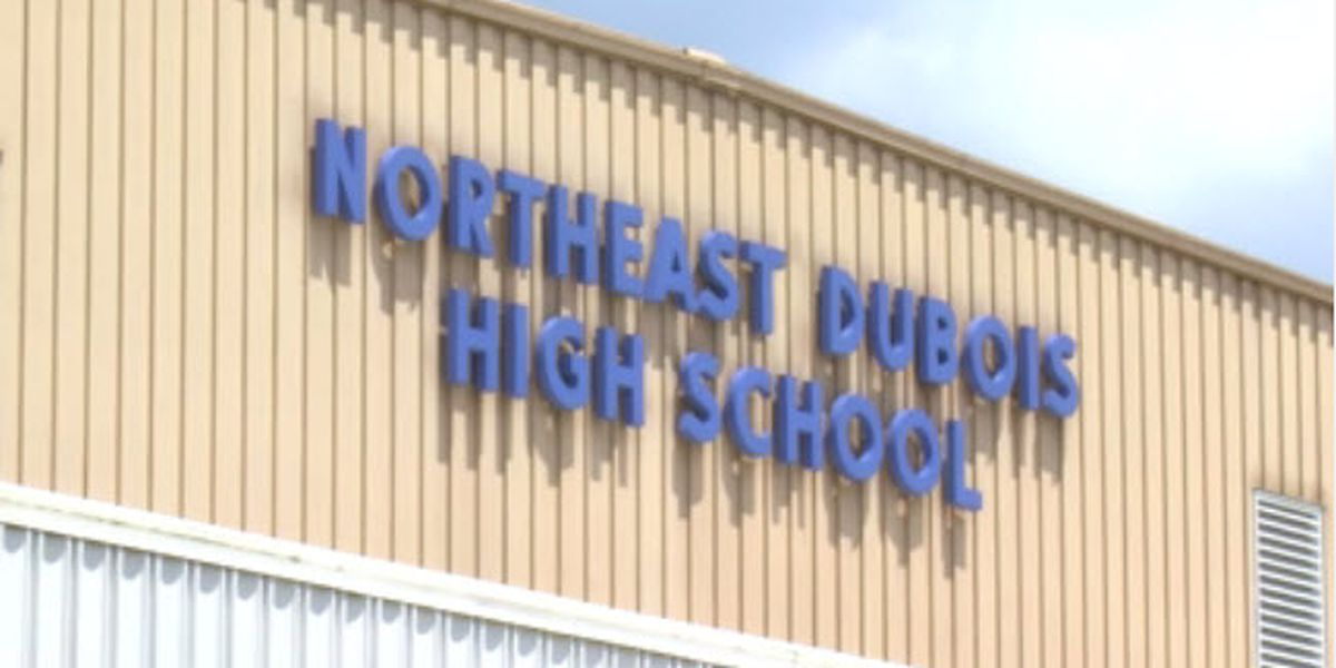 First look at Northeast Dubois HS after renovation