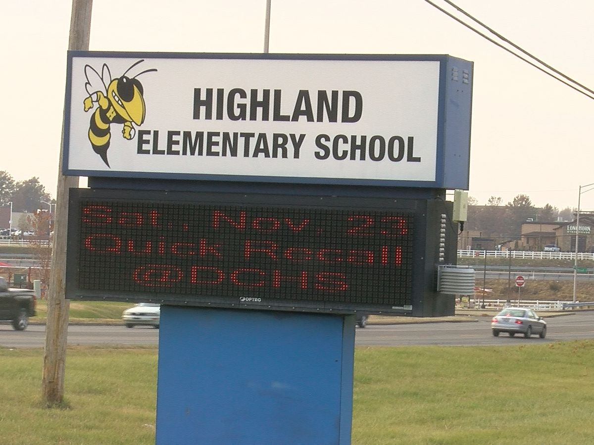 State to buy Highland Elementary land
