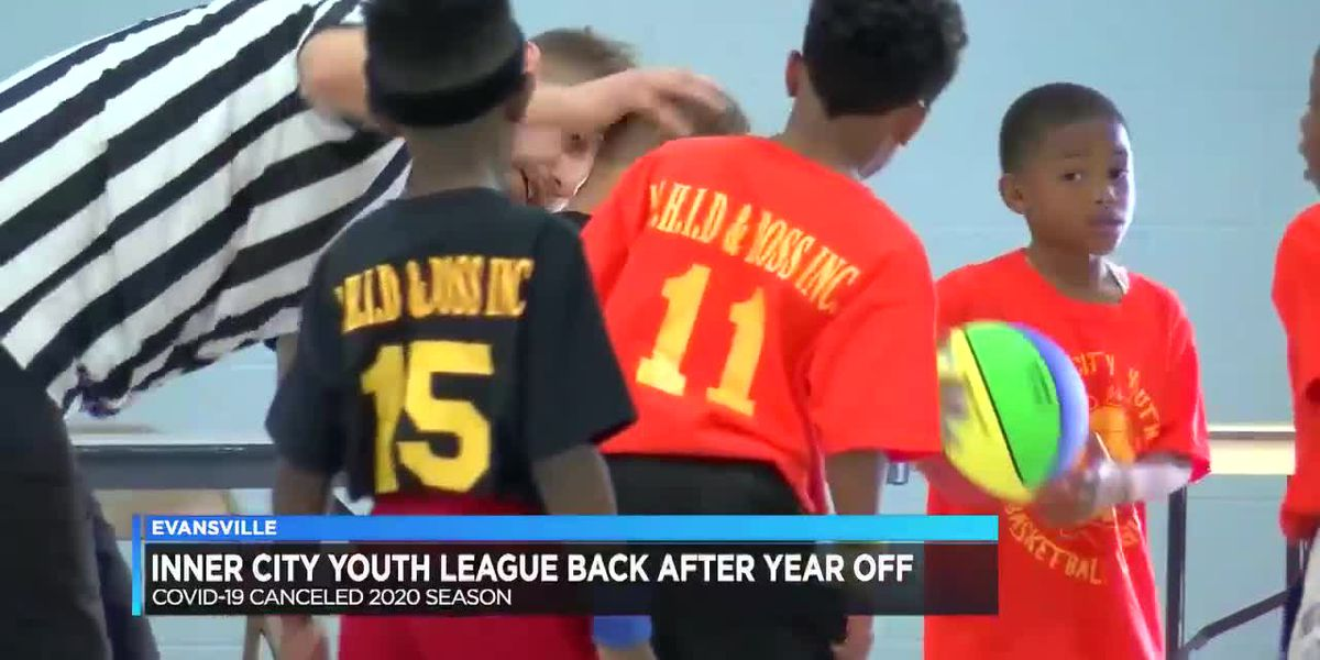 A comeback for Inner City Youth Basketball League following canceled 2020 season