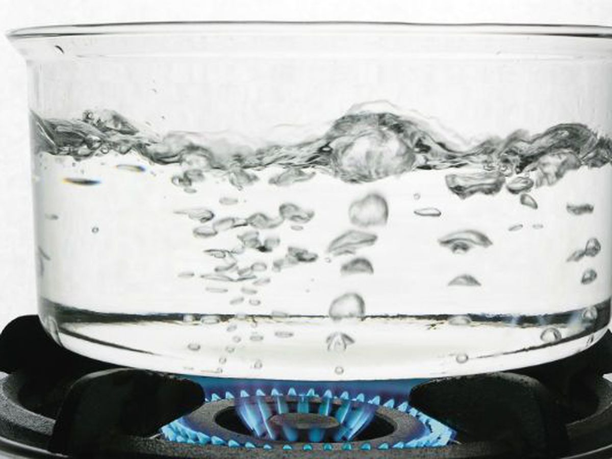 Some Tennyson Water customers under boil advisory