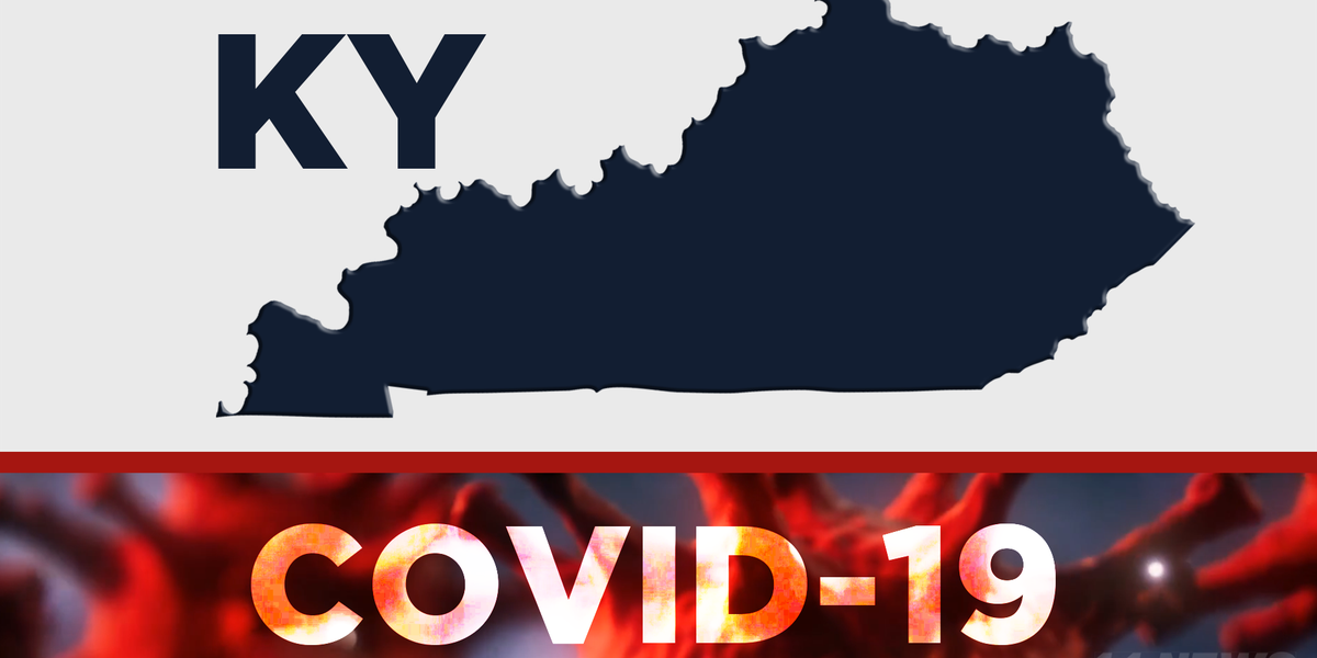 322 new COVID cases reported Wednesday in local KY counties