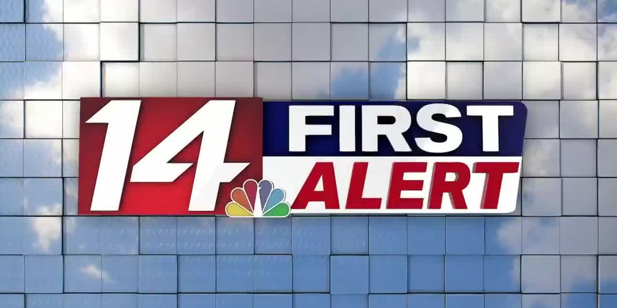 Monday evening 14 First Alert Forecast