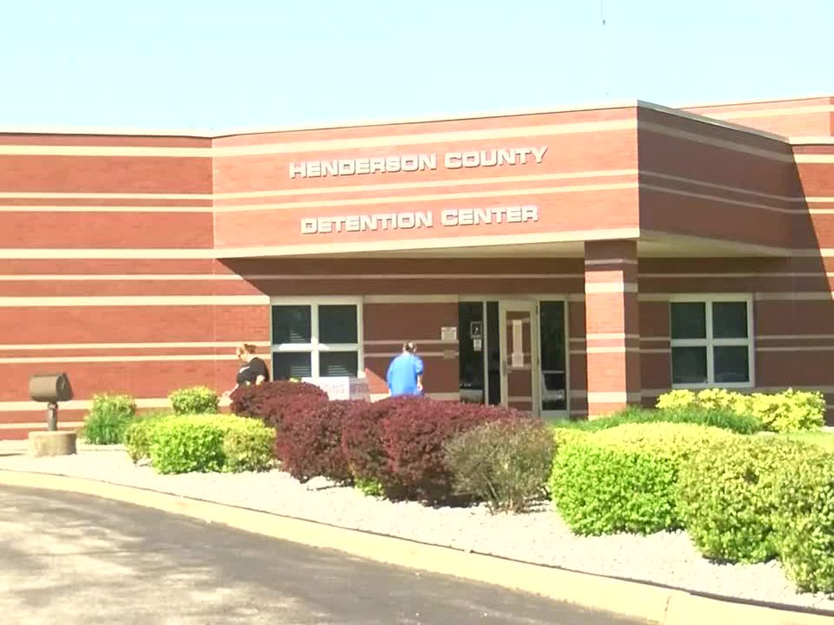26 inmates test positive for COVID-19 at Henderson Co. Jail