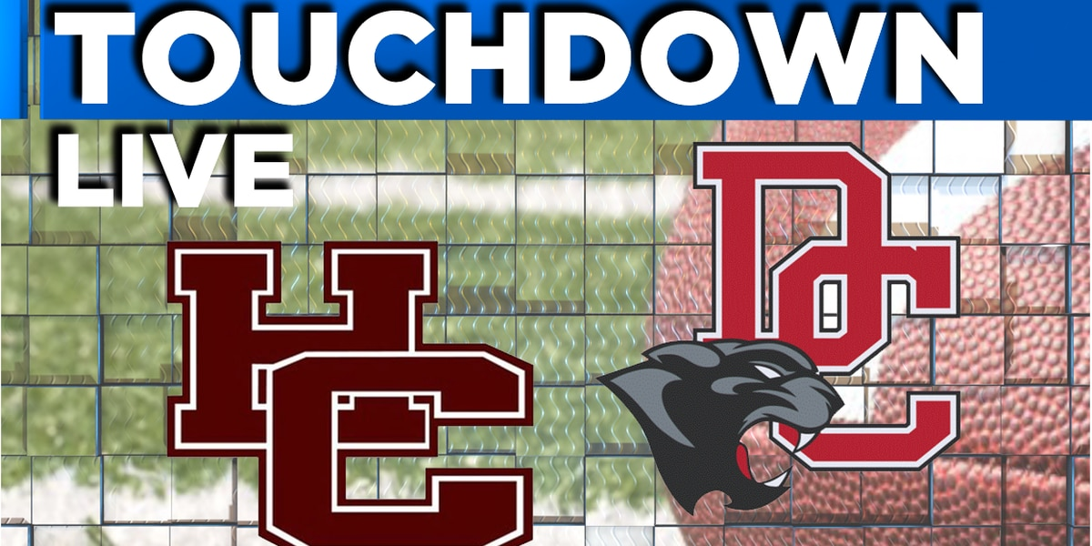 6A KY Football Playoffs: Daviess Co. vs. Henderson Co.