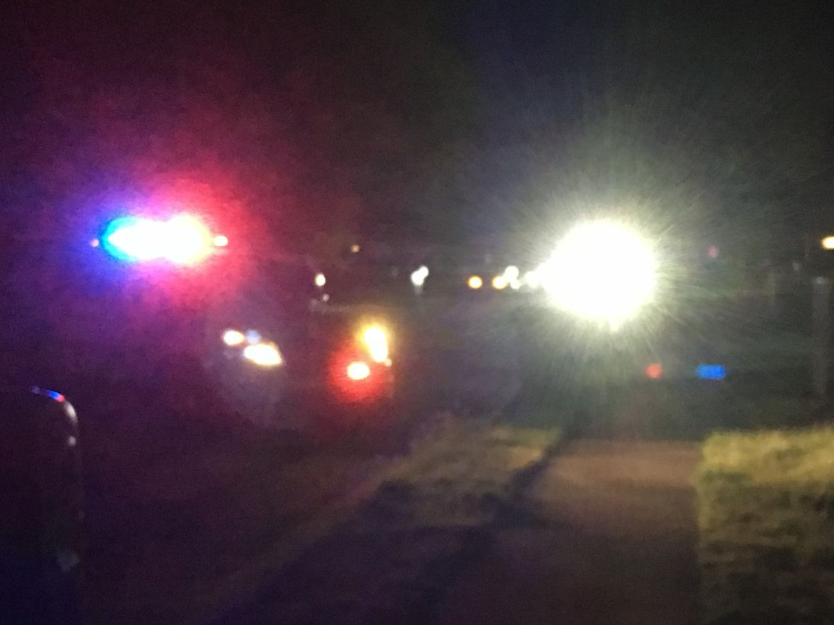 Barricaded person in custody following incident in Vanderburgh Co.