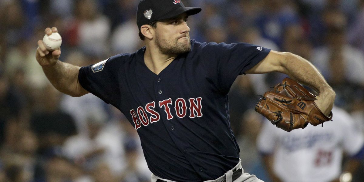 Eovaldi agrees to $68 million, 4-year deal with Red Sox