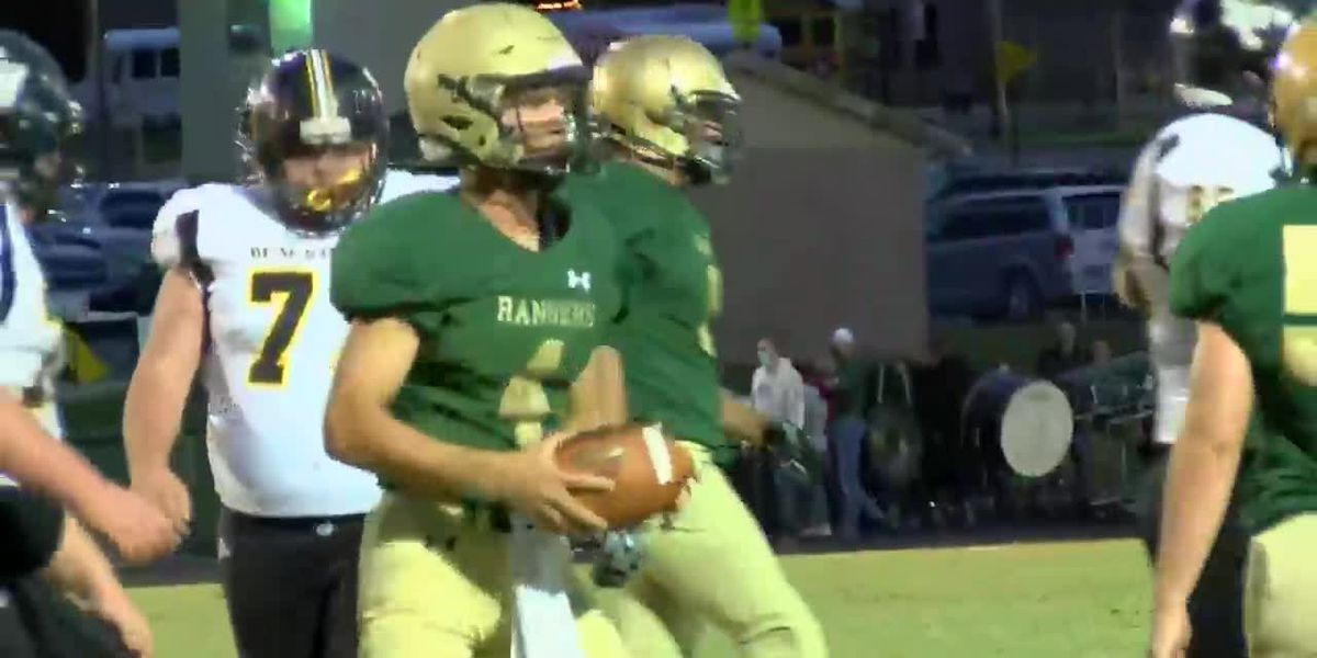 Forest Park QB named POTW following 3-TD outing in Week 8