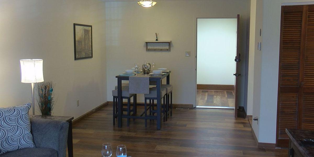 Rathbone apartments ready for tenants