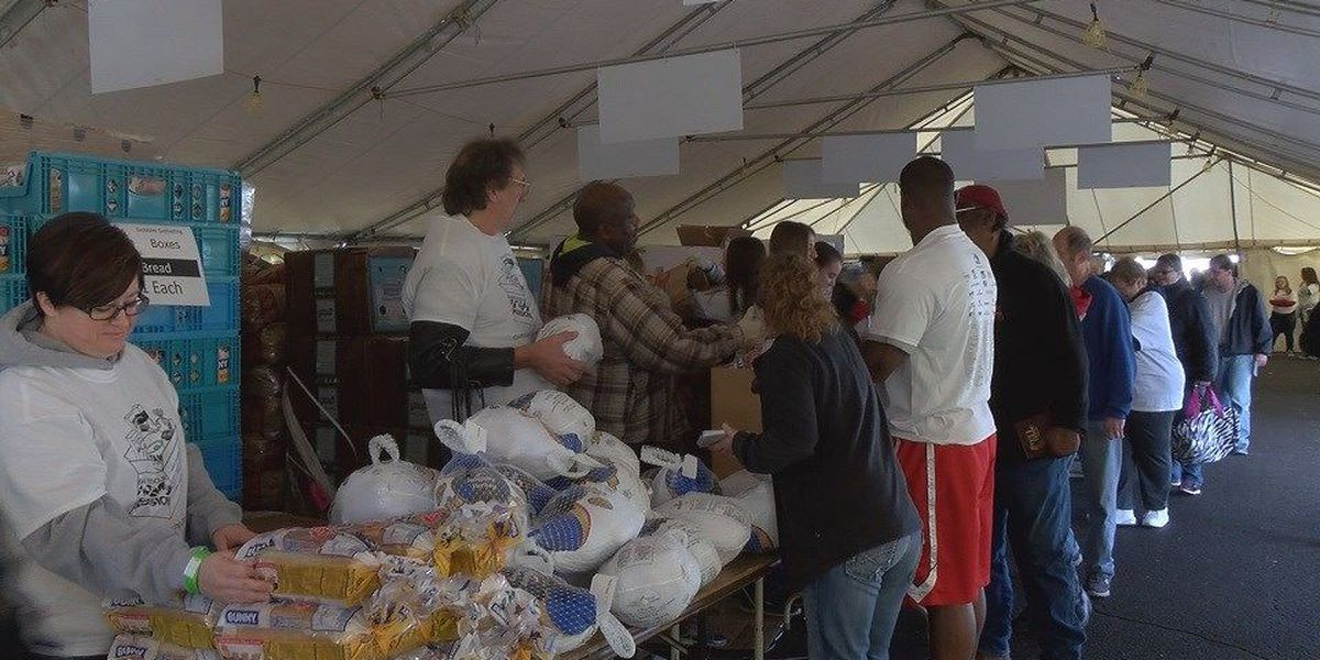 Tri-State families benefit from Gobbler Gathering