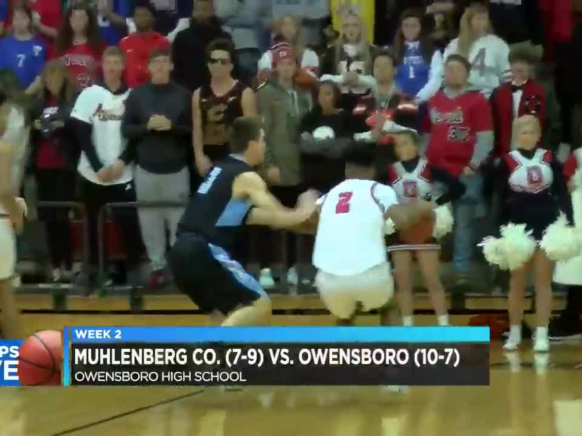 Hoops Live: Muhlenberg Co. vs Owensboro