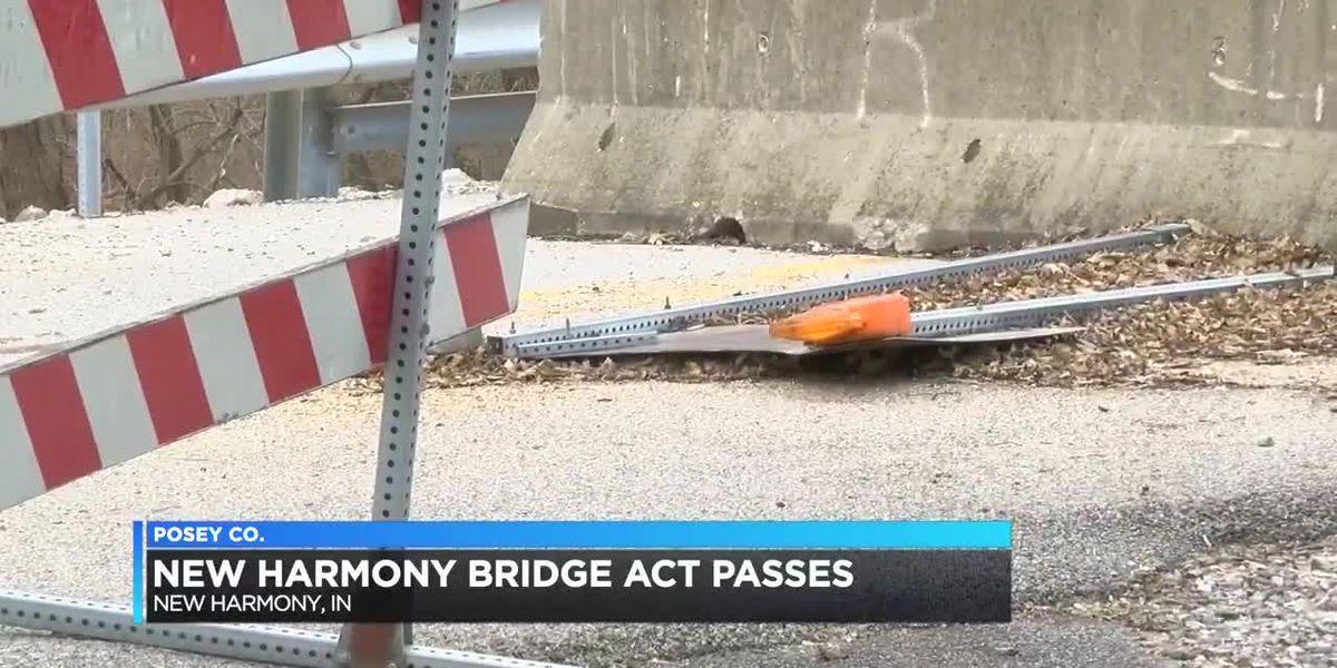 The future of the Harmony Way Bridge