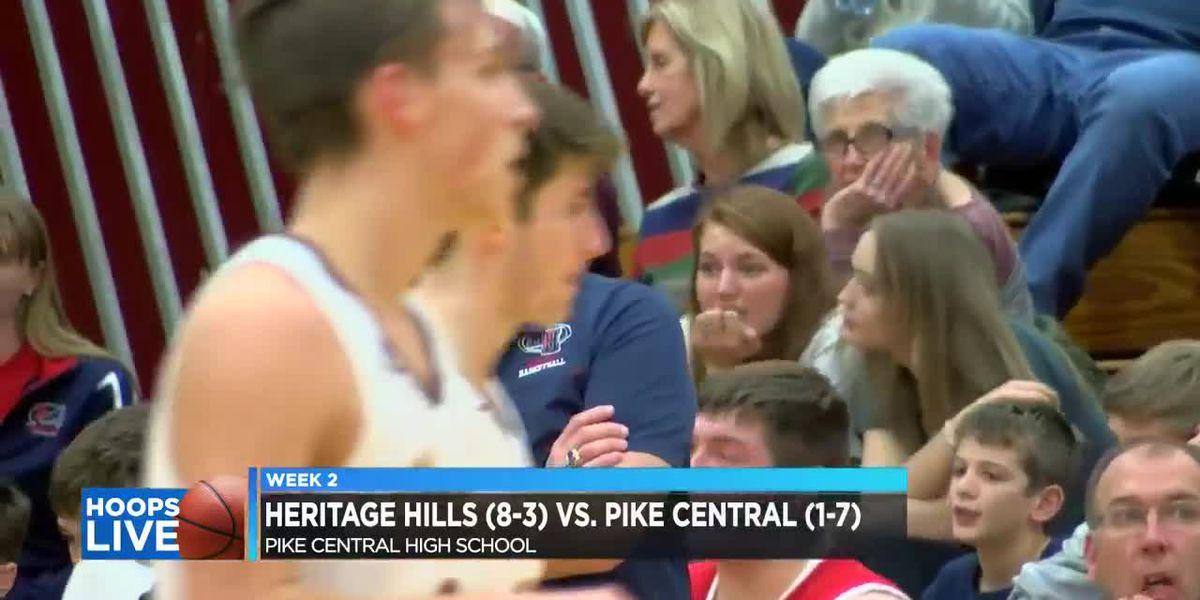 Hoops Live: Heritage Hills vs Pike Central