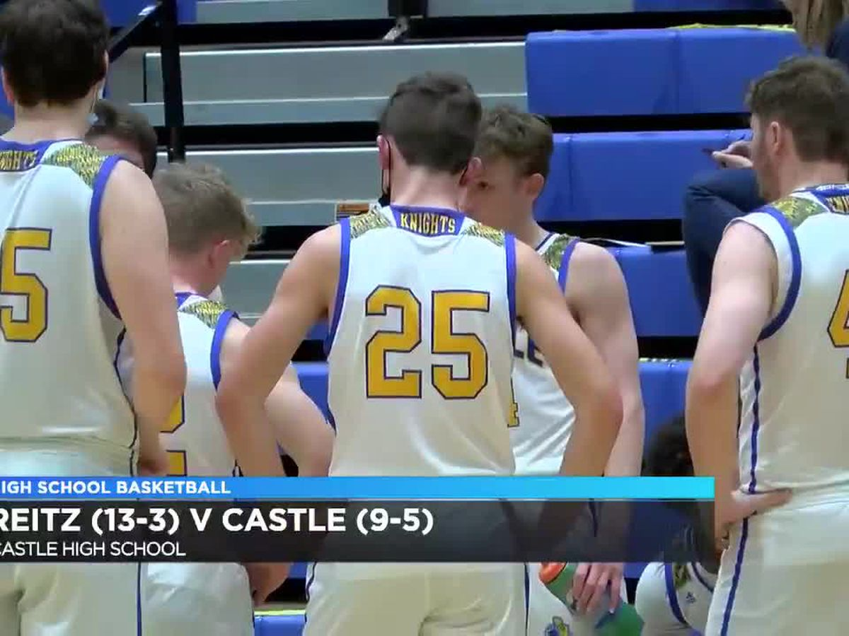 HS Boys Basketball: Reitz vs Castle