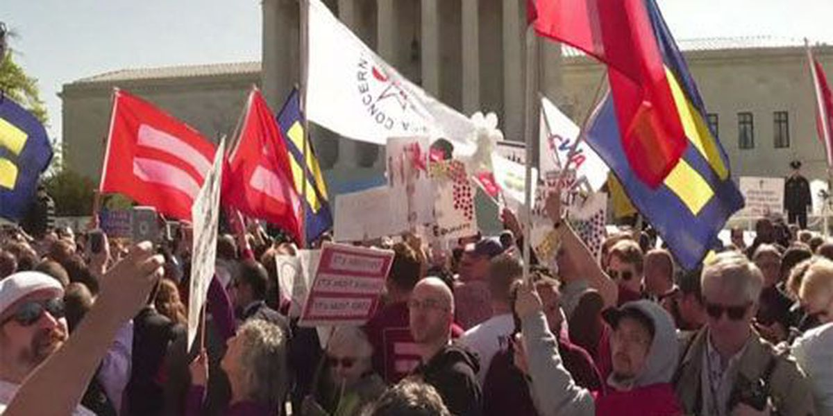 Tri-State Alliance President reacts to Supreme Court arguments on gay marriage