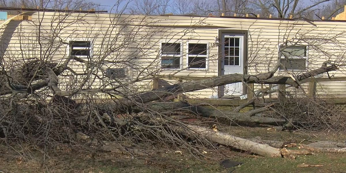 Community remembers 2012 storm during clean up