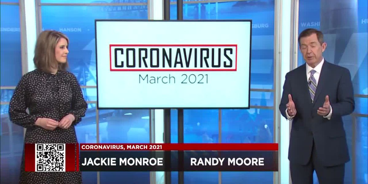 Community Conversation: Coronavirus March 2021 - Part 1