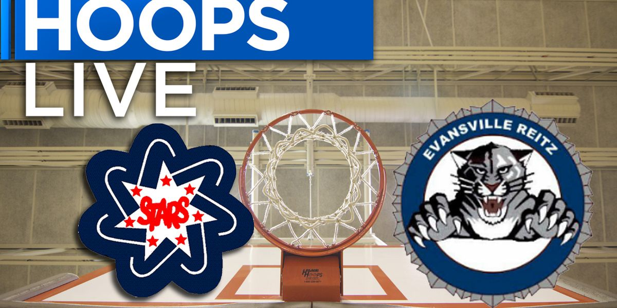 Hoops Live: Bedford-North Lawrence vs Reitz