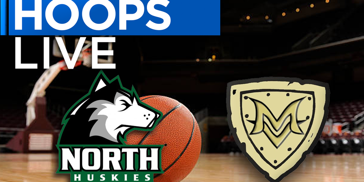 Hoops Live: North vs. Mt. Vernon