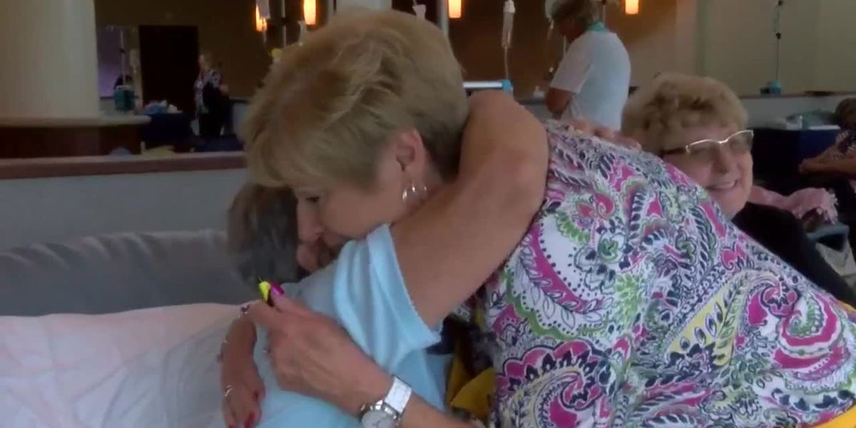 Chemo Buddies: making sure no one fights cancer alone