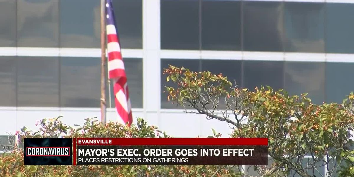 Mayor Winnecke's executive order set to take effect on Mon.
