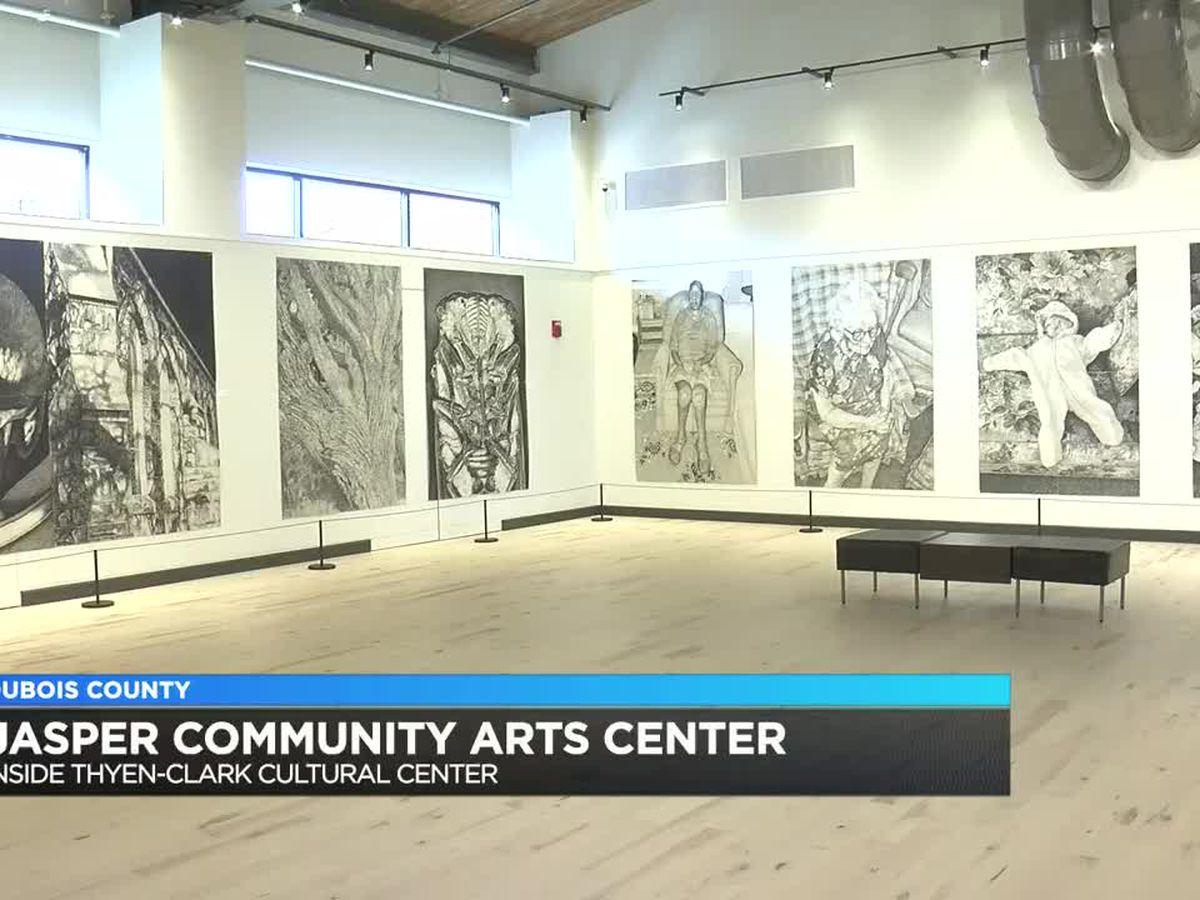 Community arts center opens in Jasper