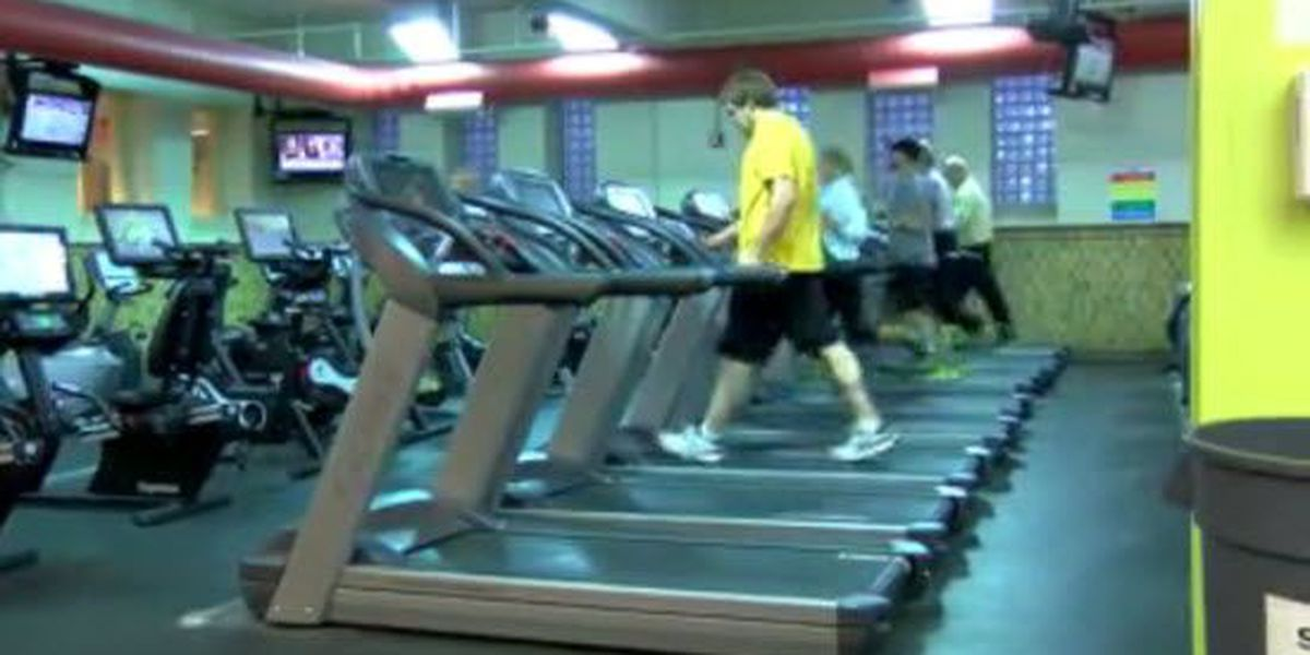 Gym memberships rise as people make New Year's resolutions