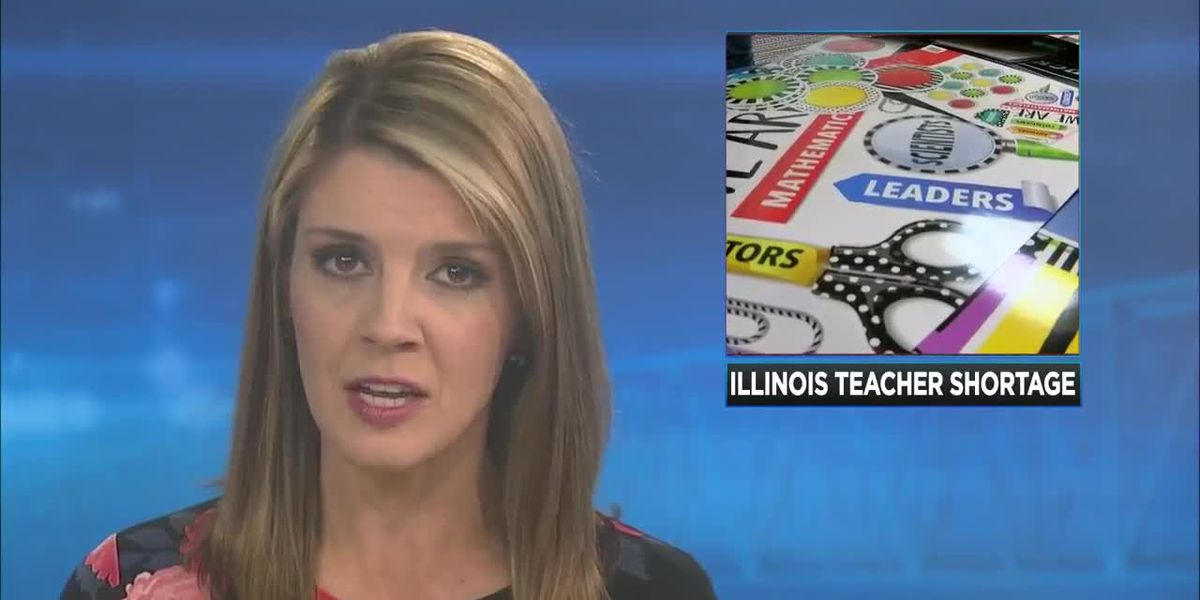 Southern IL schools are dealing with a teacher shortage