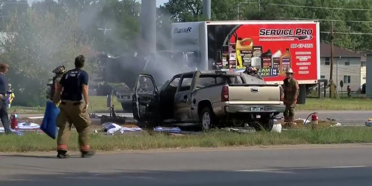 Driver facing 3 reckless homicide charges in deadly crash on Hwy 41