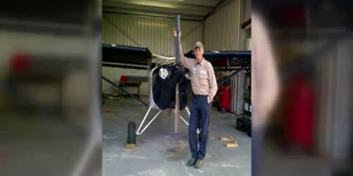 Man remembers friend who died in plane crash