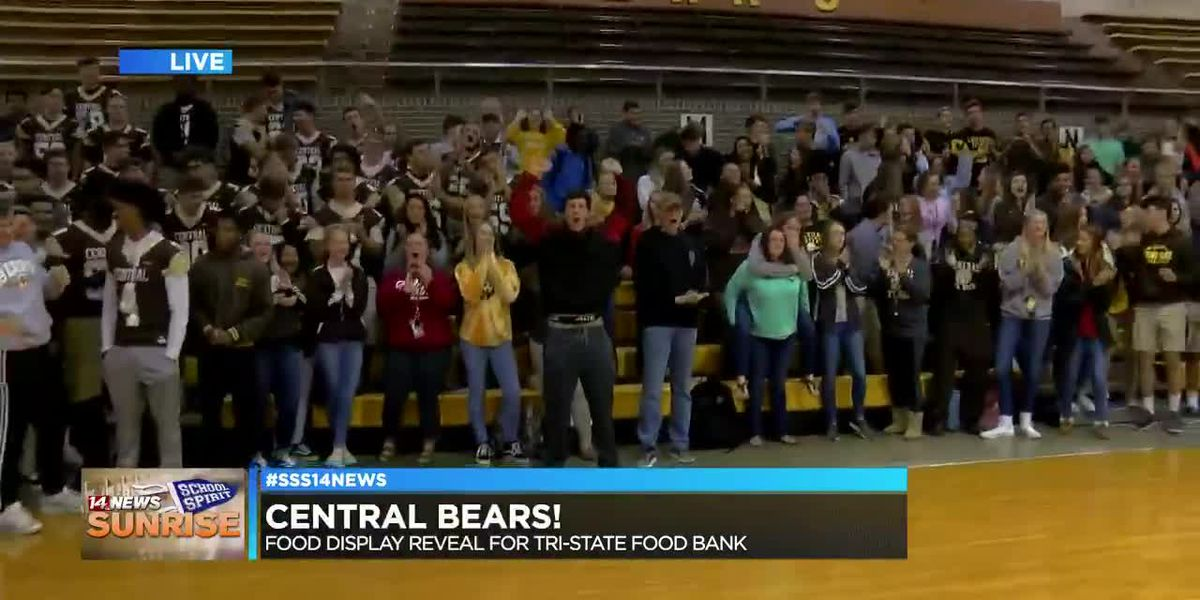 Central Bears come out of hibernation for Sunrise School Spirit